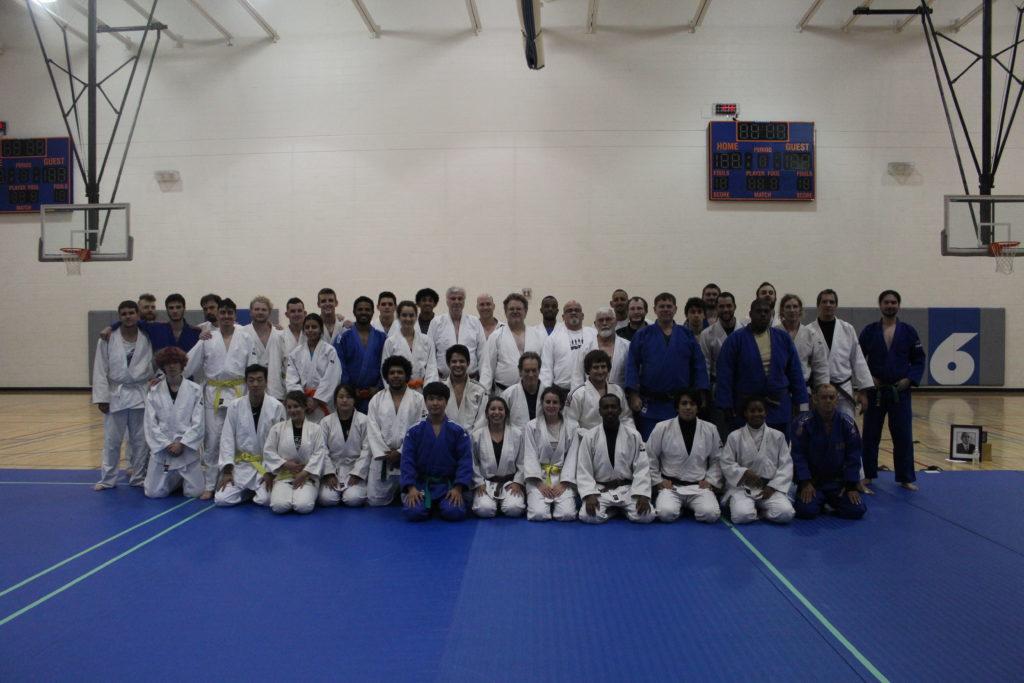 2018 Gator Judo Joint Practice, University of Florida